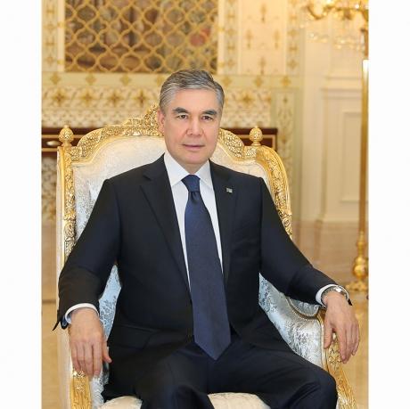 "Türkmenistanyň Prezidenti ""Lukoýl"" açyk paýdarlar jemgyýetiniň ýolbaşçysyny kabul etdi"