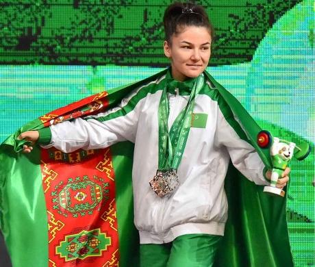 Türkmenistanyň dünýä ýüzündäki sport abraýy barha artýar