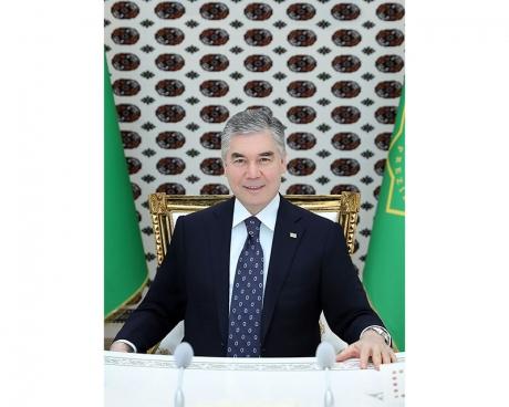 Türkmenistanyň Prezidenti bilen Özbegistan Respublikasynyň Prezidentiniň telefon arkaly söhbetdeşligi