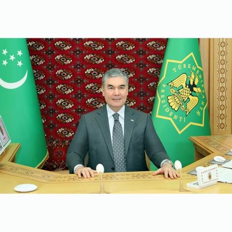 Türkmenistanyň Ministrler Kabinetiniň giňişleýin mejlisi